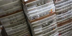 US Postal Service EMM Trays