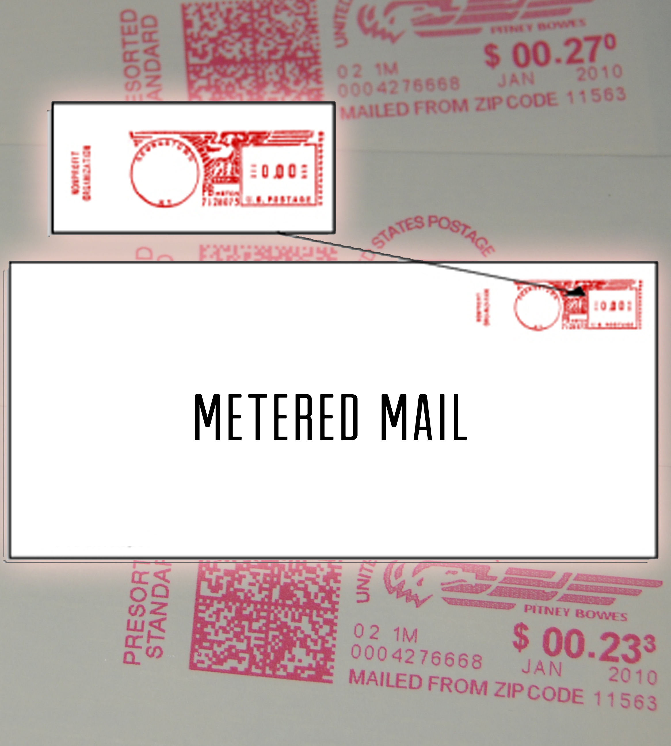 list of synonyms and antonyms of the word: metered mail 2012