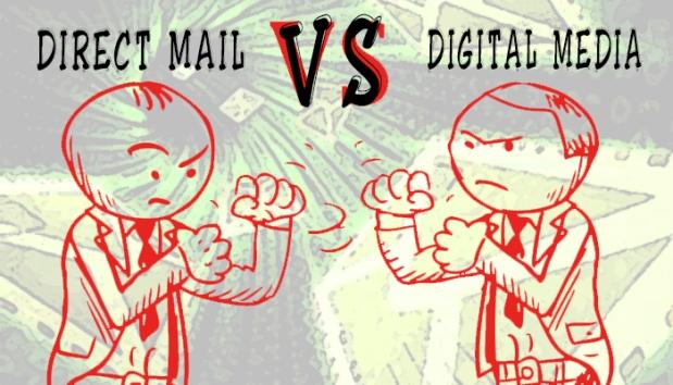 directmailVSdigitalmedia